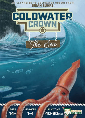 Coldwater Crown: The Sea - Game Expansion