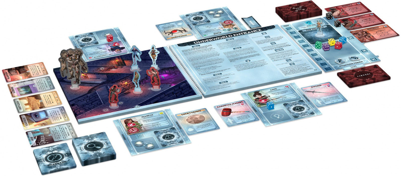 Comanauts - The Adventure Book Game