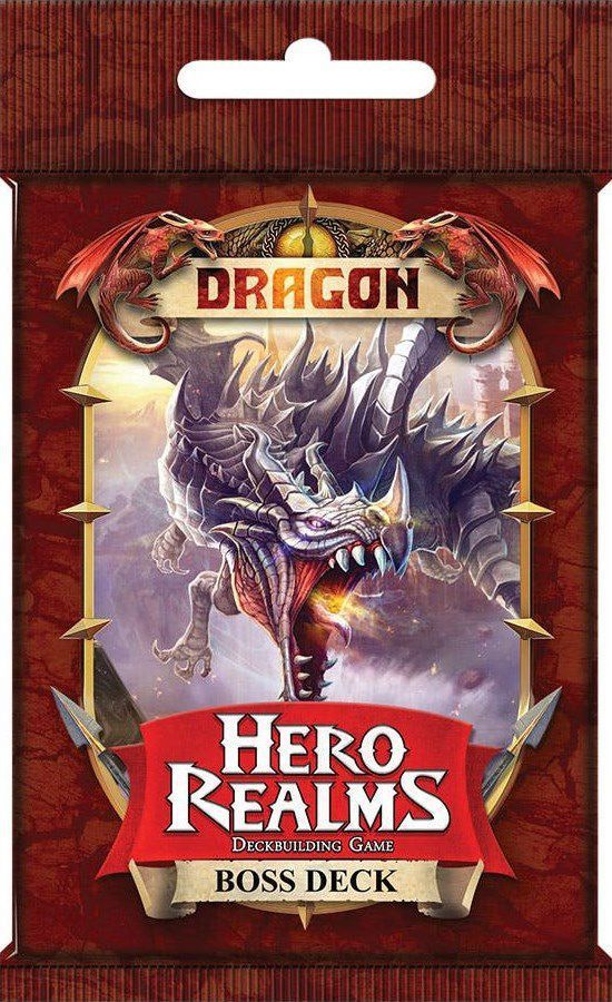 Hero Realms: Boss Deck - Dragon