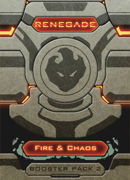 Renegade: Fire and Chaos - Booster Pack
