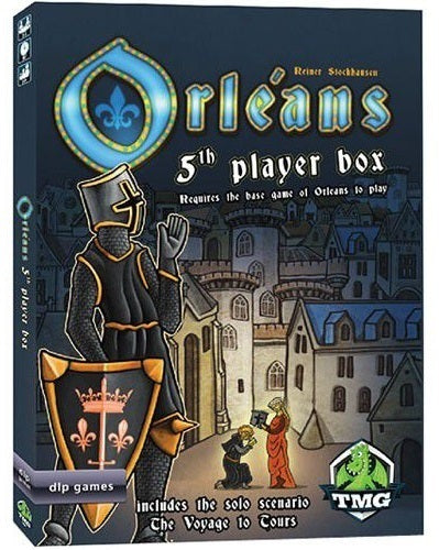 Orleans: 5th Player Box - Expansion