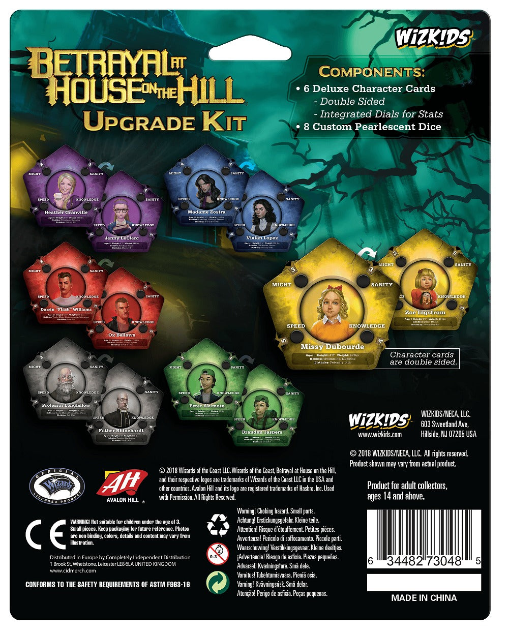 Betrayal at House on the Hill: Expansion