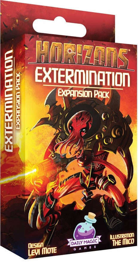 Horizons: Extermination - Expansion Pack
