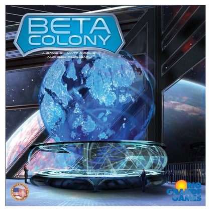 Beta Colony - Board Game