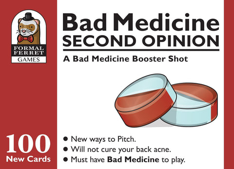 Bad Medicine: Second Opinion - Booster Expansion