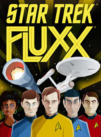 Star Trek Fluxx - Card Game