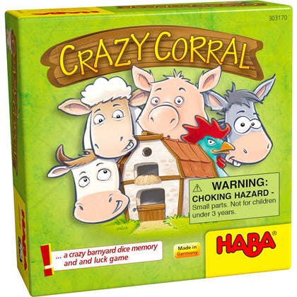 Crazy Corral - Card Game