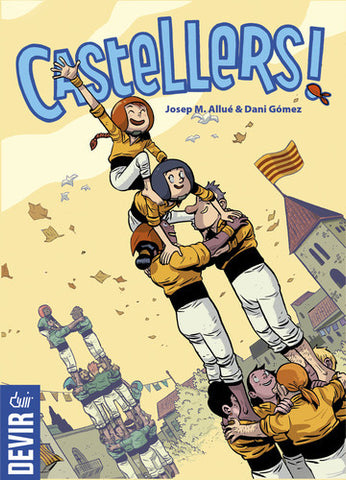 Castellers! - Card Game