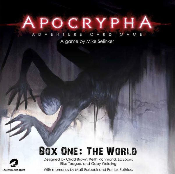 Apocrypha: Adventure Card Game - Box One: The World