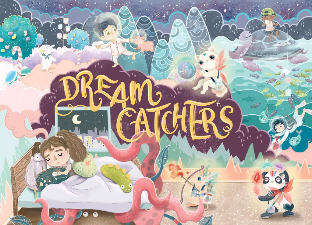 Dream Catchers - Board Game