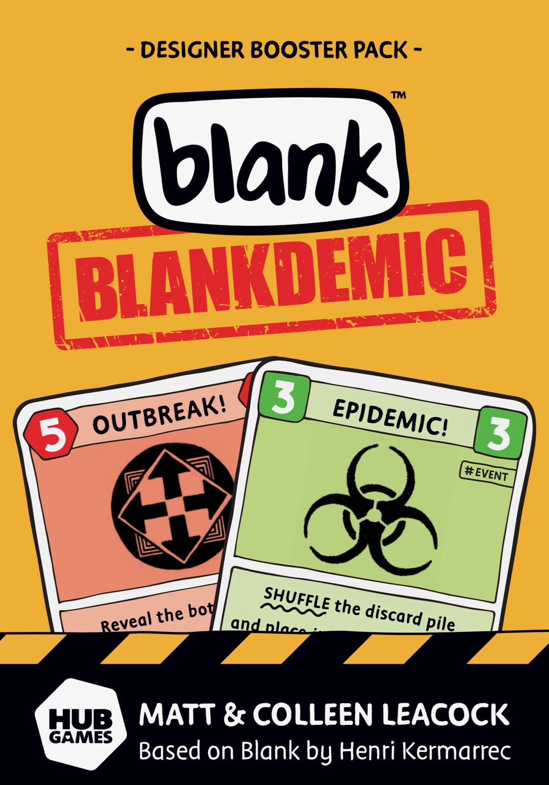 BLANK: BLANKdemic - Expansion