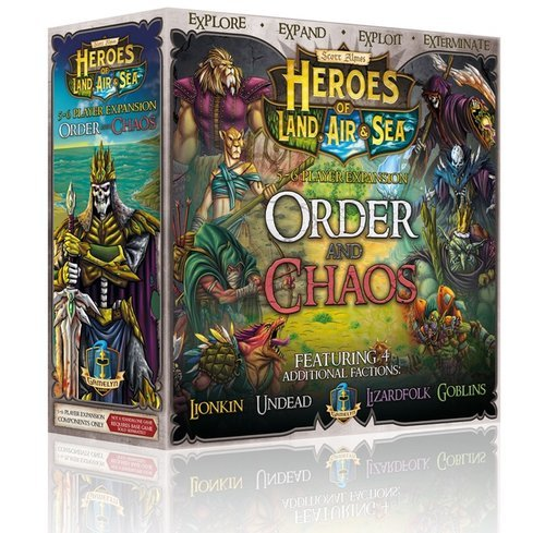 Heroes of Land, Air & Sea - Order & Chaos Expansion