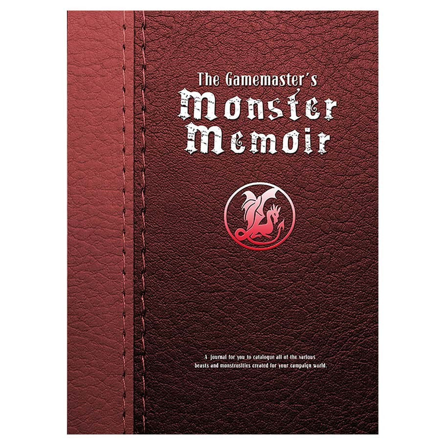 Gamemaster Journal: Monster Memoir