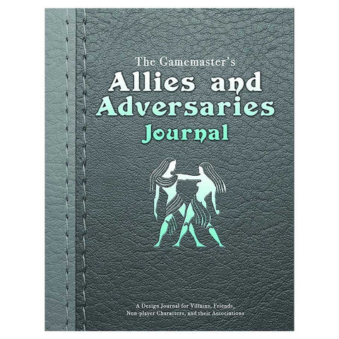 Gamemaster Journal: Allies & Adversaries