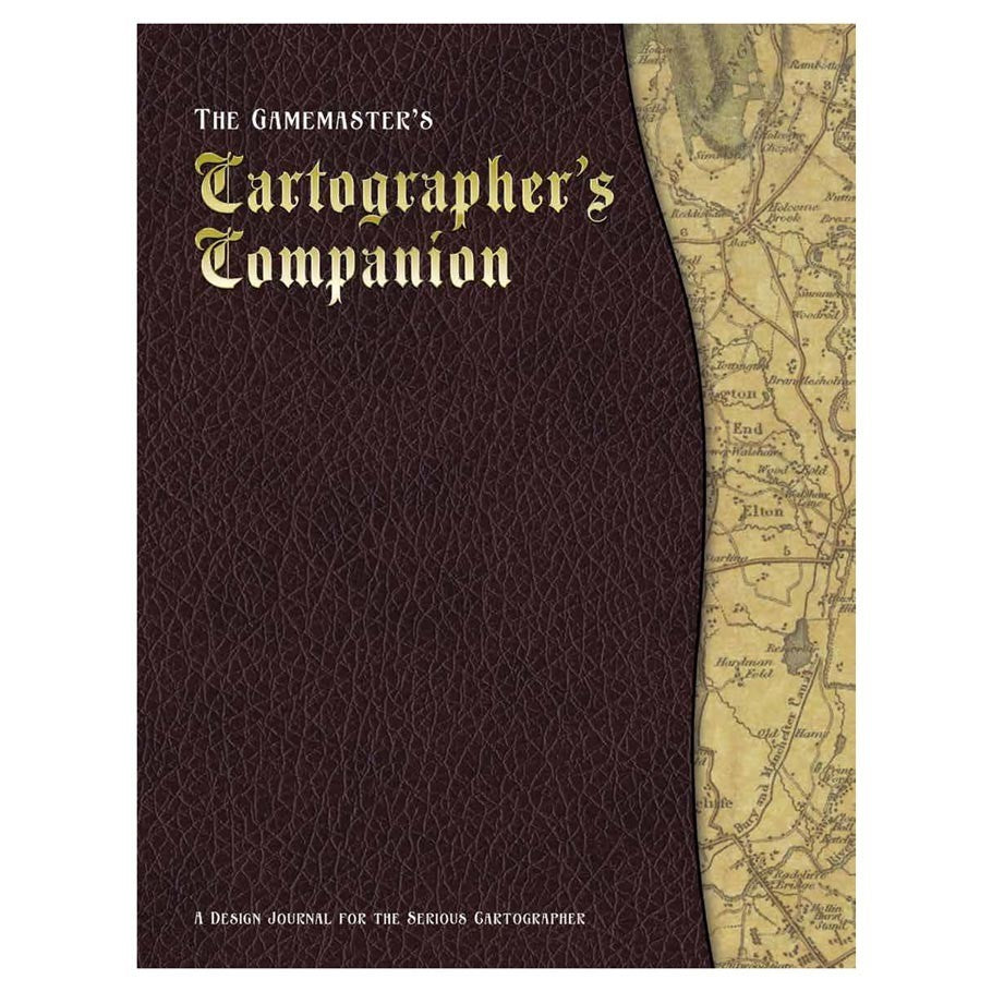 Gamemaster Journal: Cartographer's Companion