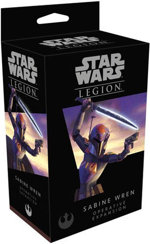 Star Wars Legion: Sabine Wren Operative