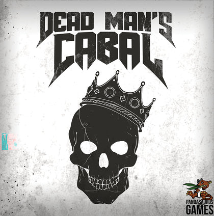 Dead Mans Cabal - Board Game