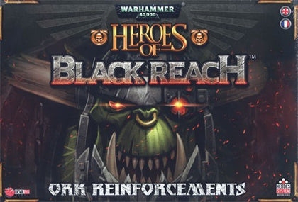 Warhammer 40,000: Heroes of Black Reach - Ork Reinforcements Expansion