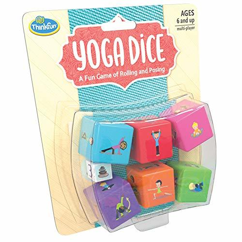 Thinkfun: Yoga Dice - Active Learning Game