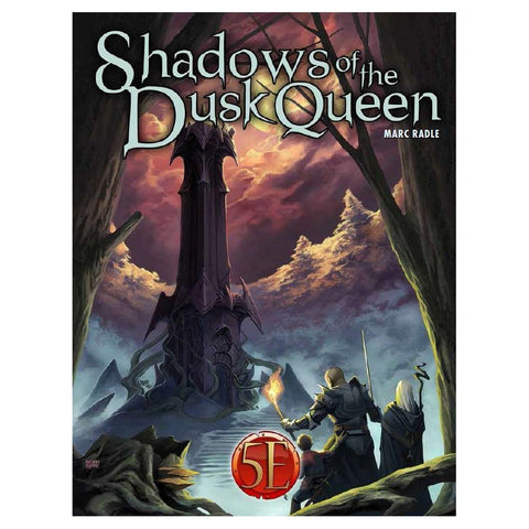 Adventure Shadows of the Dusk Queen