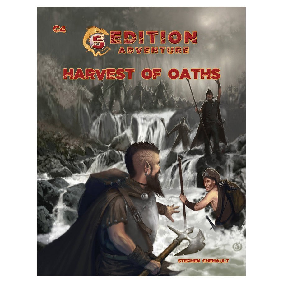 5E Adventure C4 - Harvest of Oaths