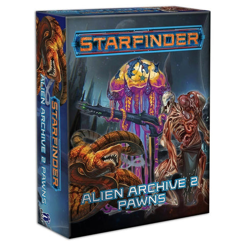 Starfinder RPG: Alien Archive 2 - Pawn Box