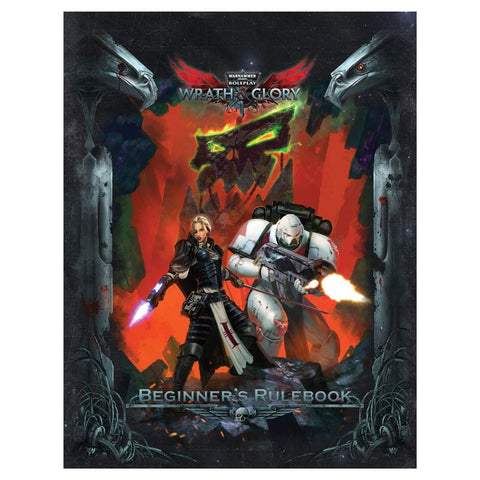Warhammer 40,000: Wrath & Glory Starter Set