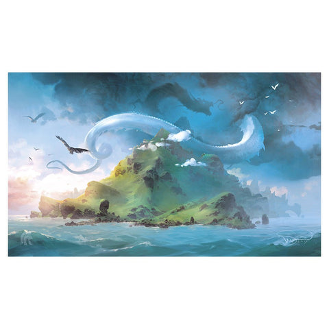 Legion: Gaming Play Mat - Lands Islands