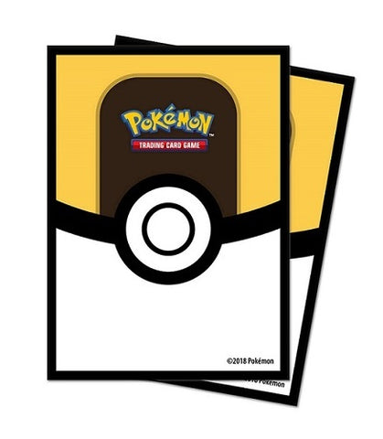 Ultra Pro: Deck Protector Pokemon Ultra Ball Sleeves