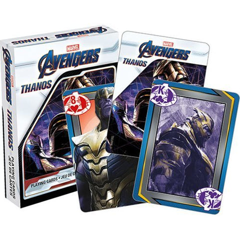 Avengers: Endgame - Thanos Playing Cards