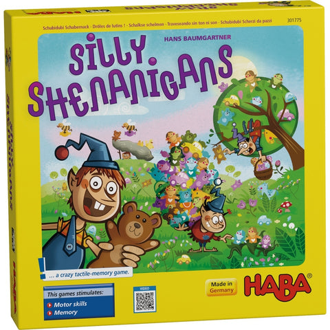 Silly Shenanigans - Children's Game