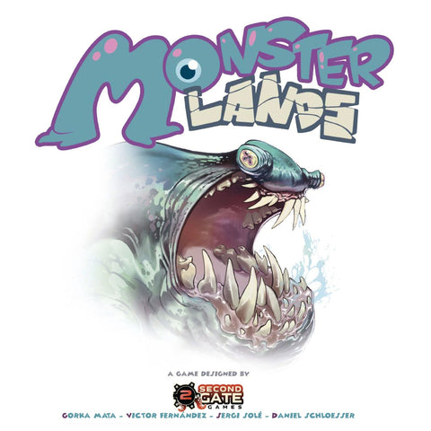 Monster Lands - The Strategic Dice Game