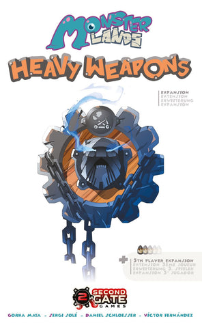 Monster Lands: Heavy Weapons - Expansion