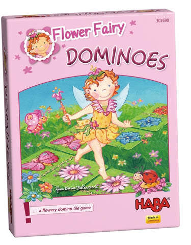 Flower Fairy: Dominoes - Children's Game