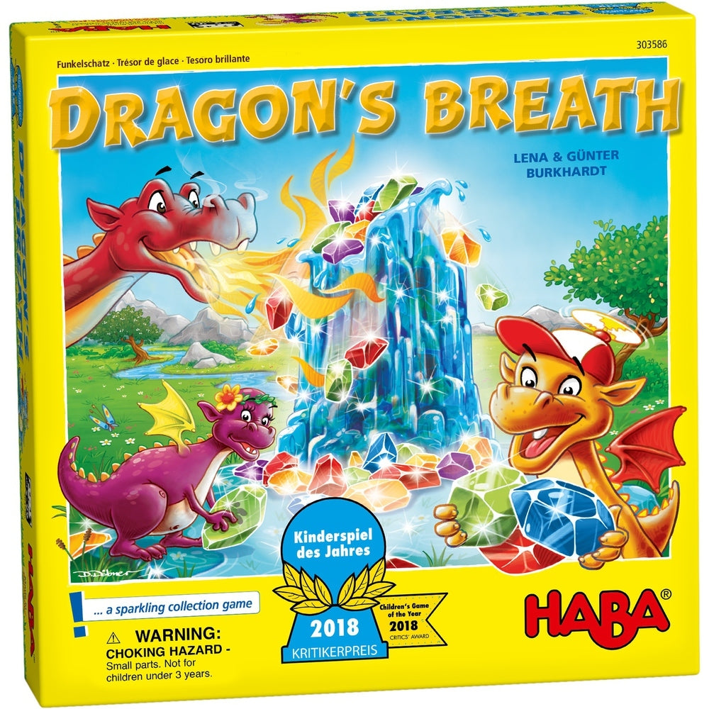 Dragon's Breath - Children's Game