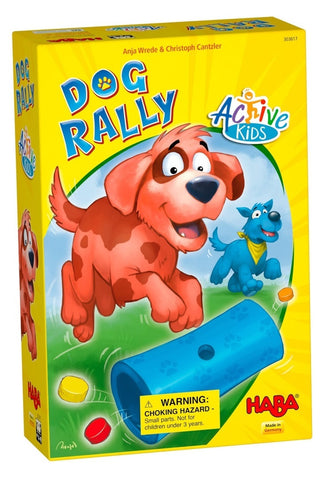 Dog Rally - Active Kids Game
