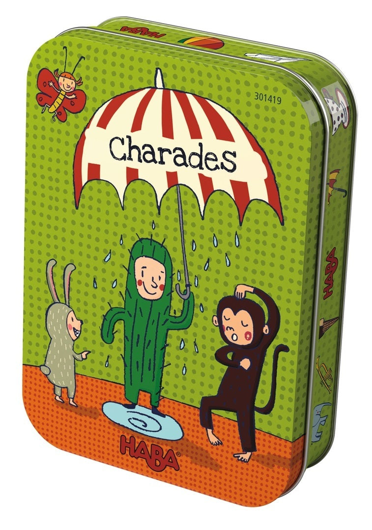 Charades - Children's Game