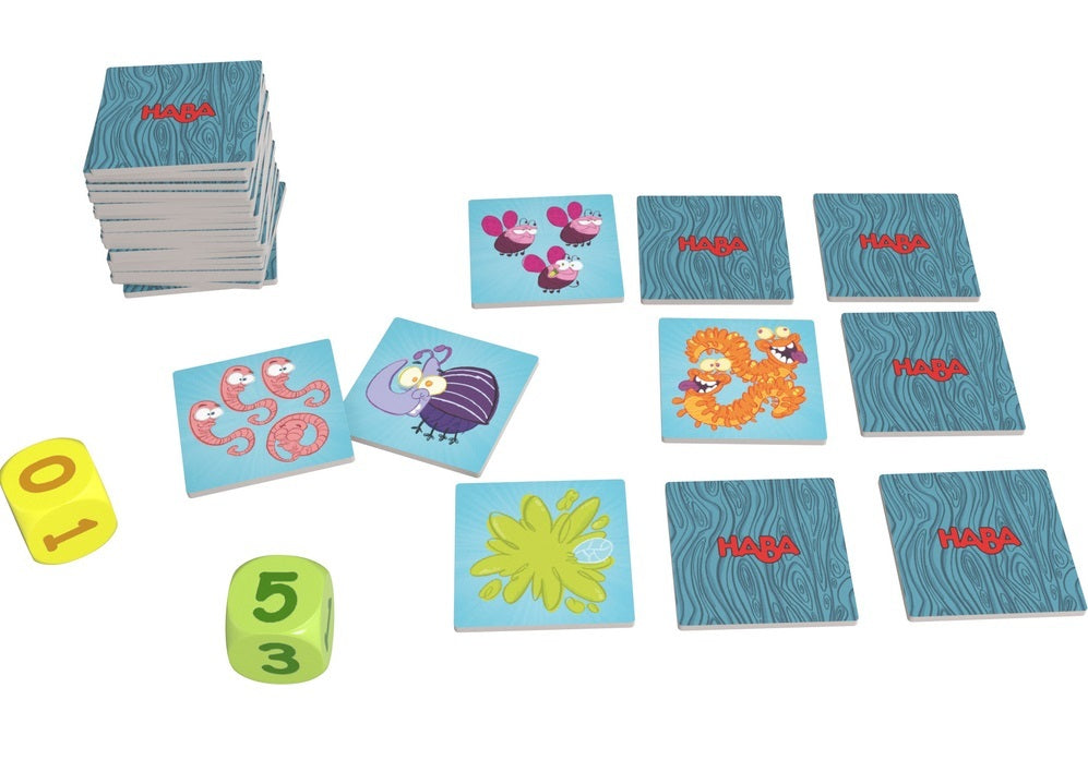 Buggy Numbers - Children's Game