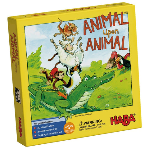 Animal Upon Animal - Children's Game