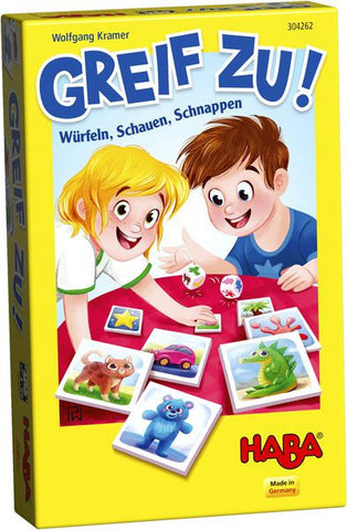 Act Fast - Children's Game