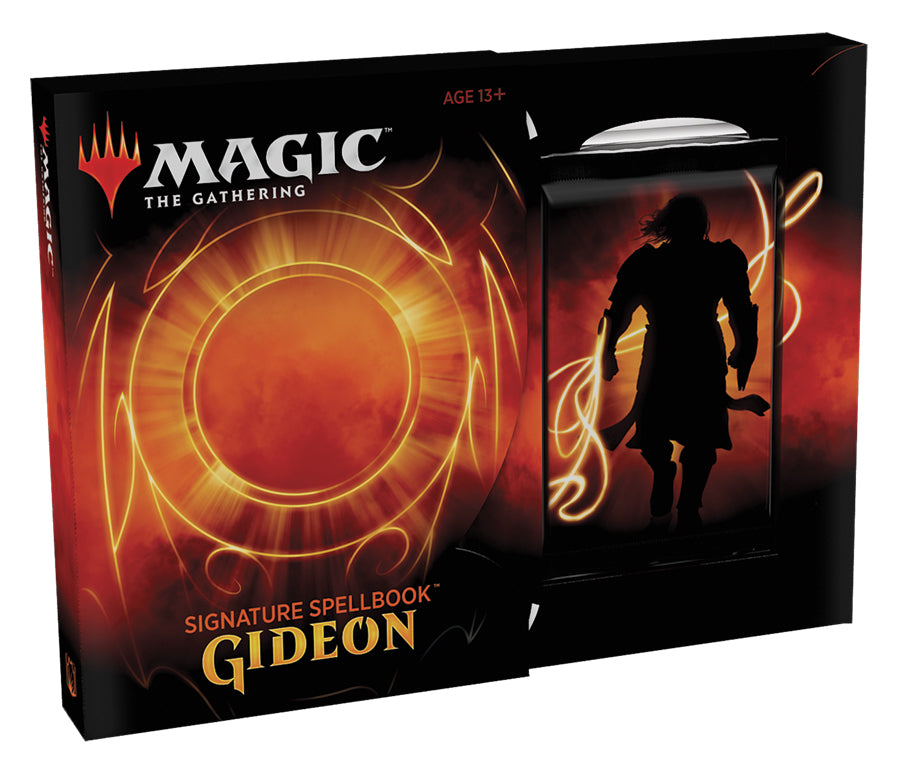 Magic The Gathering : Signature Spellbook Gideon