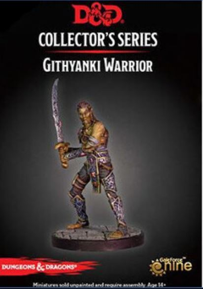Dungeon of the Mad Mage - Githyanki Warrior