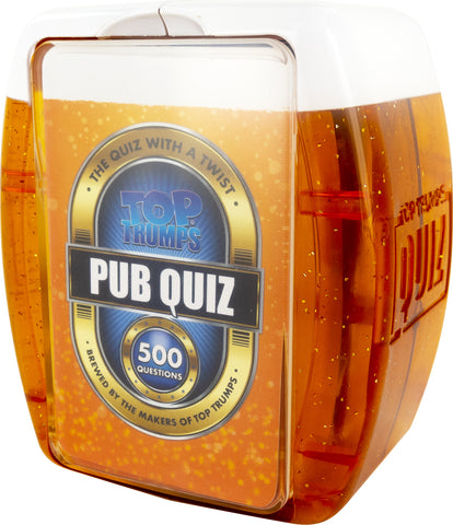 Top Trumps: Pub Quiz