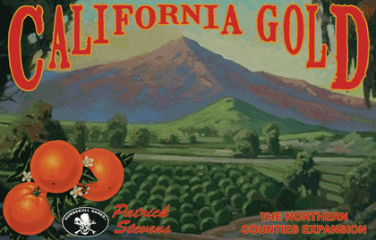 California Gold: The Northern Counties - Game Expansion