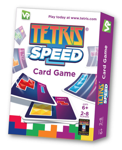 Tetris: Speed - Card Game