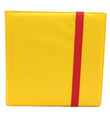 Dex Protection: The Dex Binder 12 - Yellow