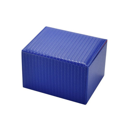 Dex Protection: Proline Large Deckbox - Blue