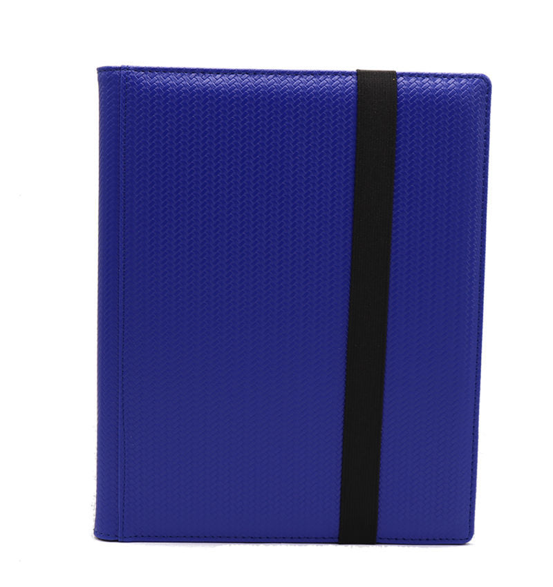 Dex Protection: Limited Edition Binder 9 - Blue
