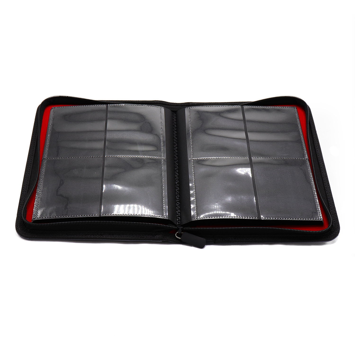 Dex Protection: Dex Zipper Binder 4 - Black