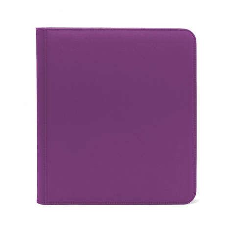 Dex Protection: Dex Zipper Binder 12 - Purple